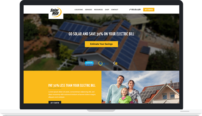 Solarmax Technology